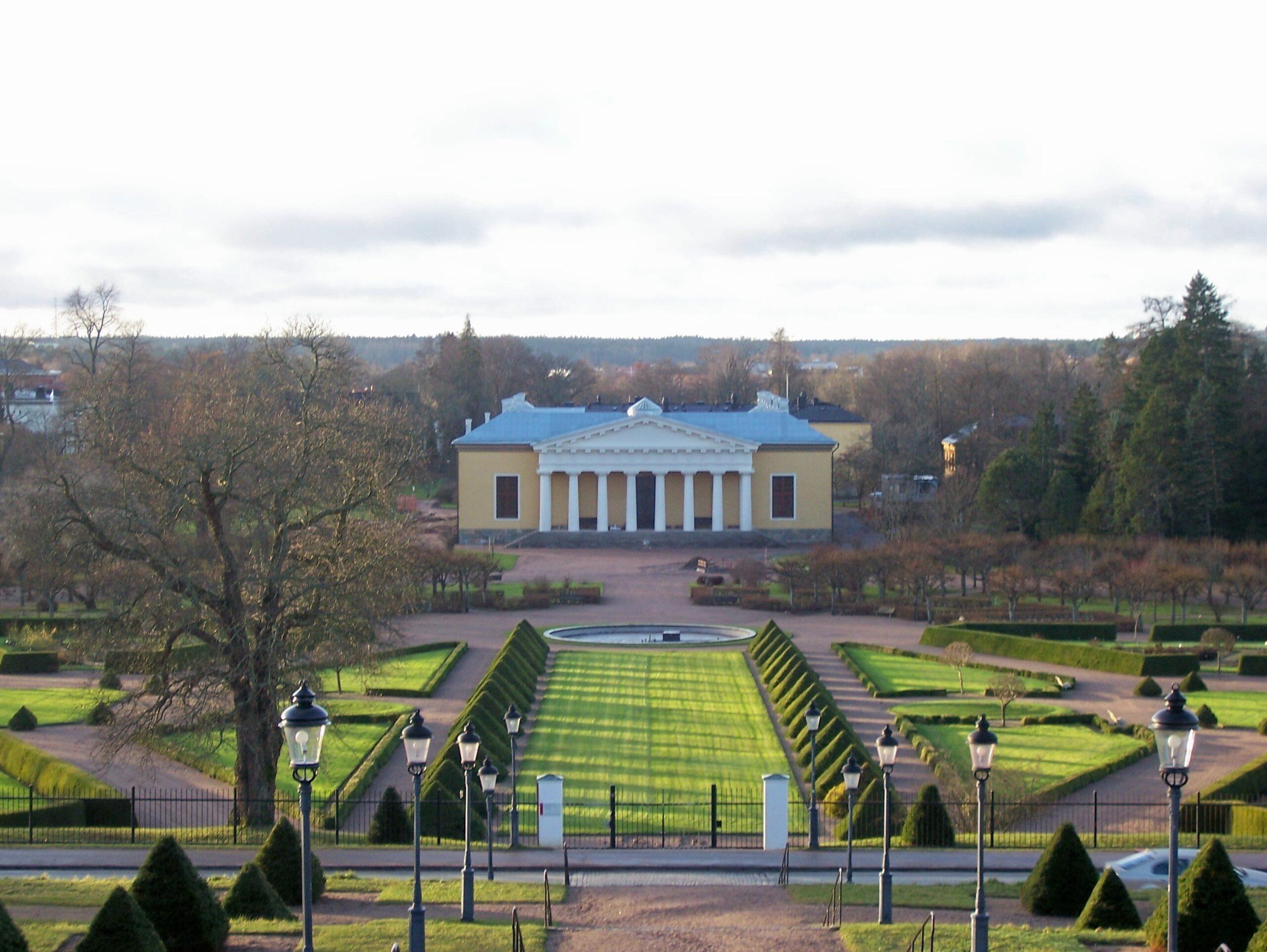 Uppsala university global scholarship