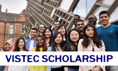 VISTEC scholarship