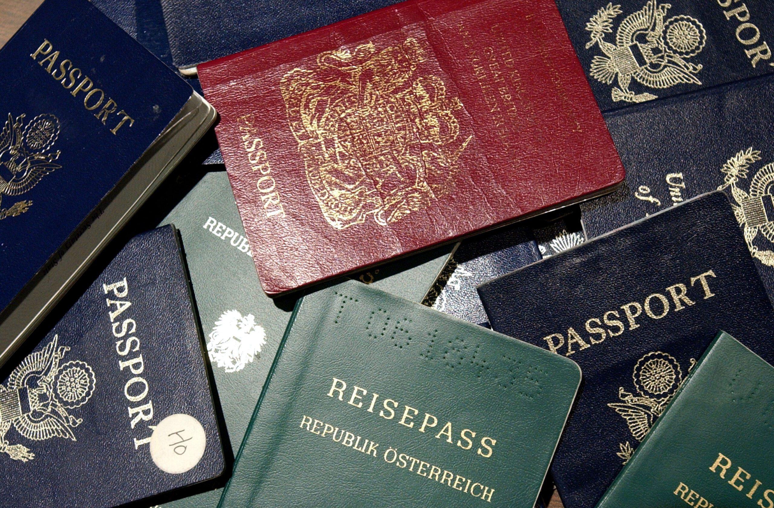 Fifty Most Powerful Passports