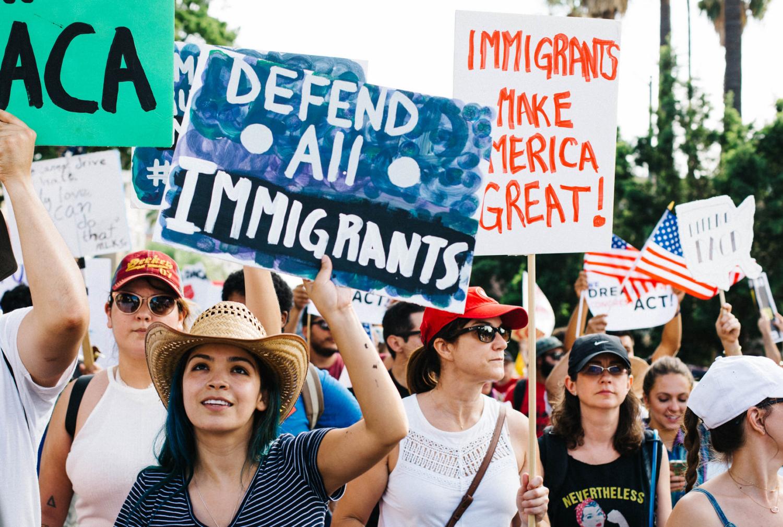 Undoing Trump's Immigration Policies