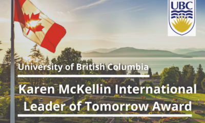 Karen McKellin International Leader of Tomorrow Award