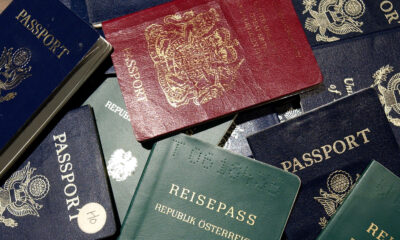 international travel document
