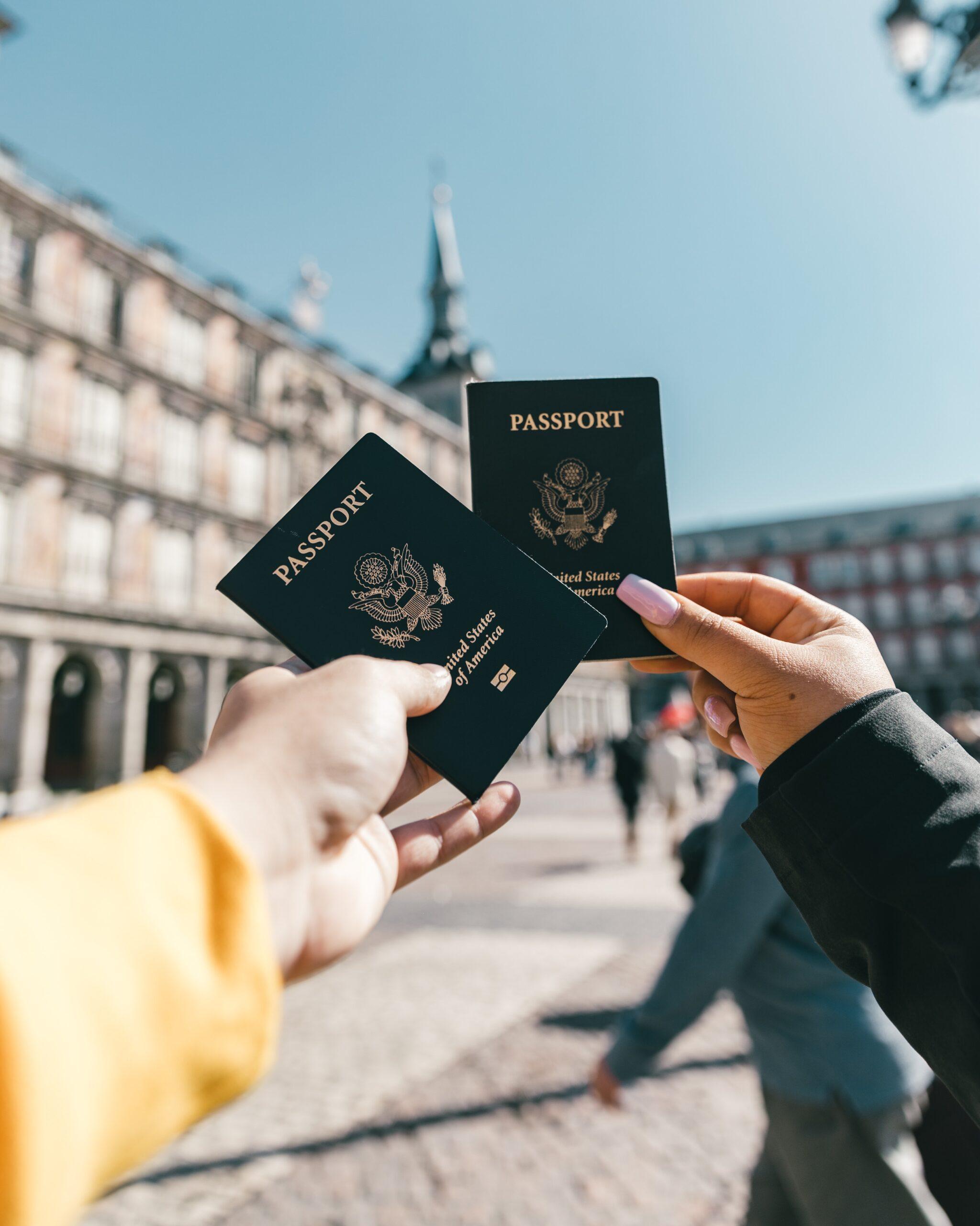 immigration visa vs. work visa