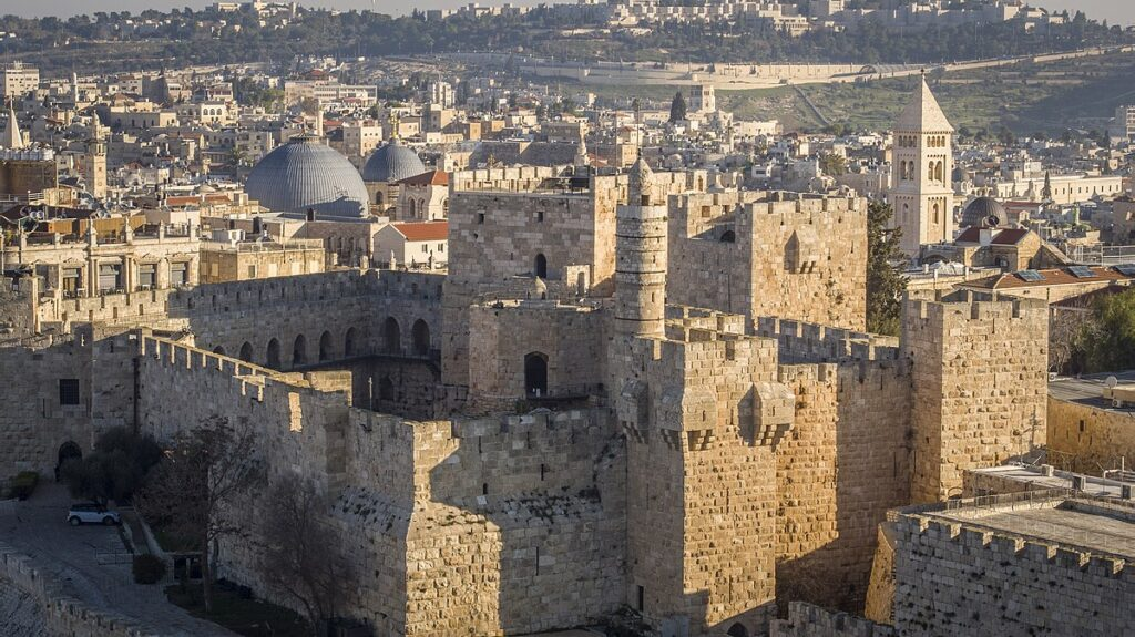 1200px מגדל דוד 6 Countries With The Most Captivating Heritage sites In The Middle East