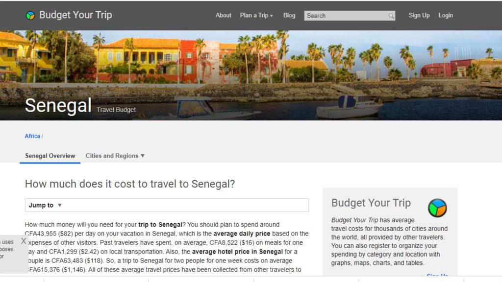 2 A Perfect Guide To Senegal Visa Application
