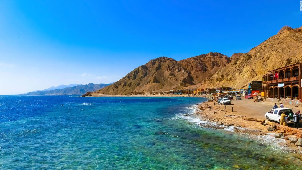 200611101955 01 egypt dahab full 169 25 Of The Best Tourist Attractions In The Middle East