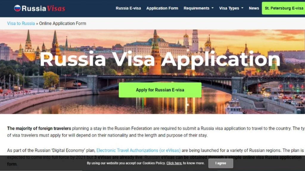 42 A Detailed Guide To Russia Visa Application Process