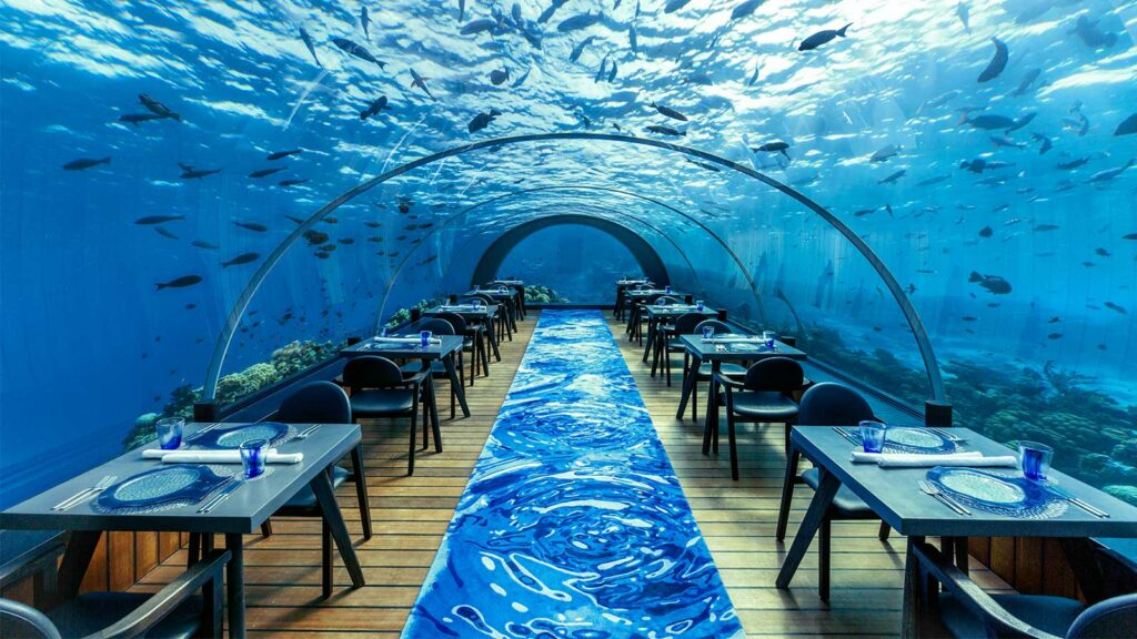 5.8 1 10 Most Amazing Restaurants In The World