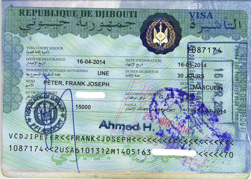 8dc81 djibouti city airport visa A Complete Guide To Djibouti Visa Application