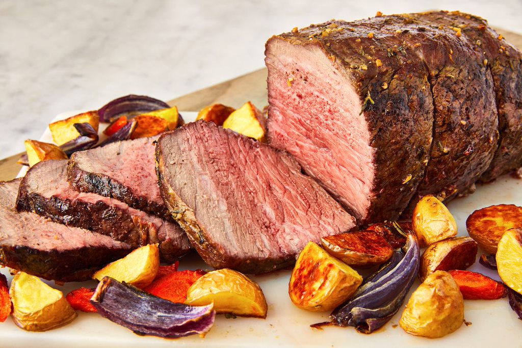 A Simple Perfectly Roasted Beef 5 Meals To Eat On A Christmas Night