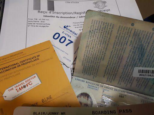 ASDFGHJKL A Complete Guide To COTE D'IVOIRE Visa Application