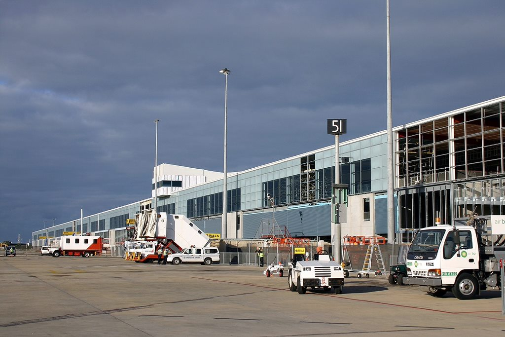 Adelaide International ADL YPAD AN0752314 Adelaide Airport From 0 To Hero – A Quiet And Consistent Achiever