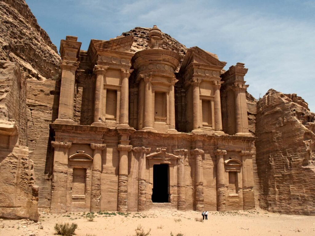 Al Dayr Petra Jordan 6 Countries With The Most Captivating Heritage sites In The Middle East