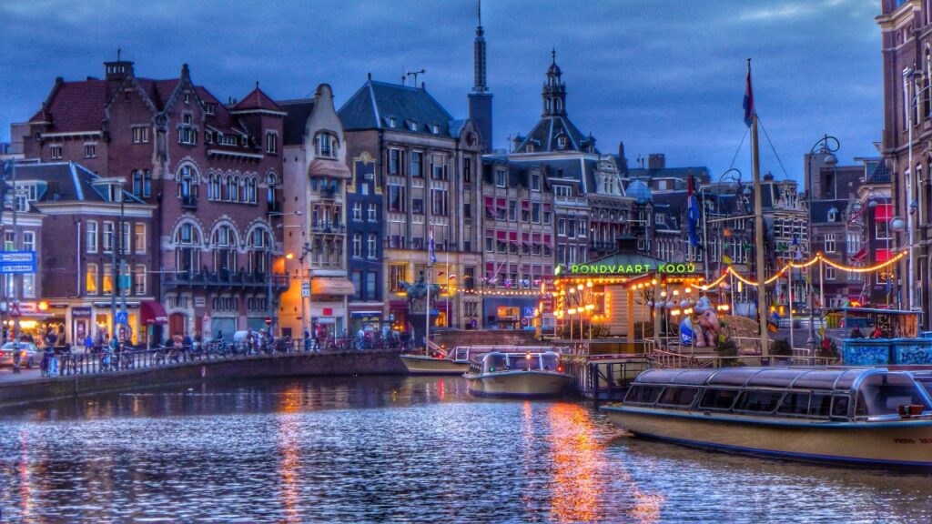 Amsterdam 1 10 Best Exotic Couples Getaway Locations For You
