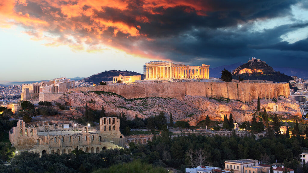 Athenian Acropolis 16 Beautiful And Captivating Sites In Europe You Have To Visit
