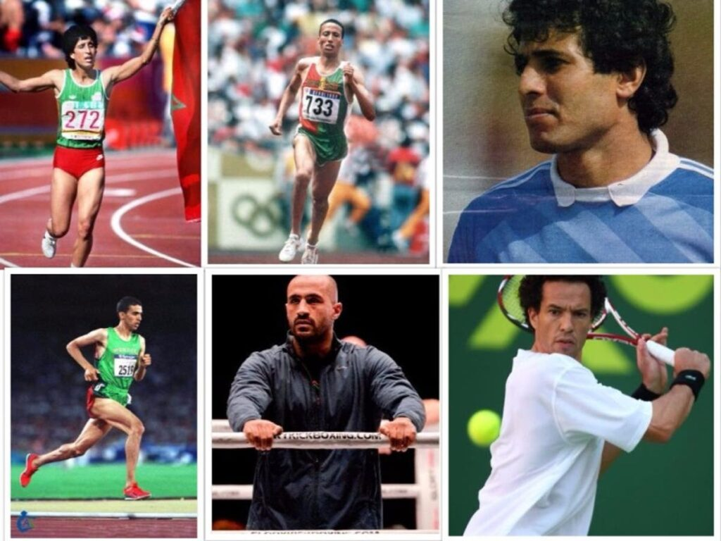 Best Moroccan Athletes 10 Countries With The Best Sports And Activities