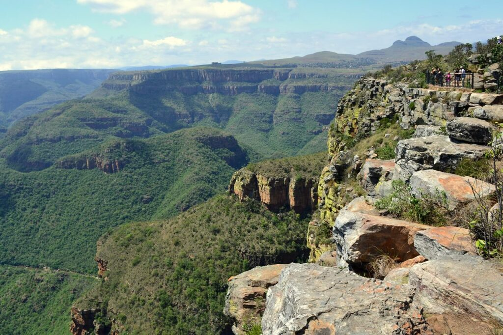 Blyde River Canyon and Panorama Route Top 10 Must-Visit Places In South Africa.