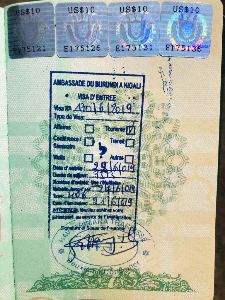 Burundi Visa A Complete Guide To Burundi Visa Application