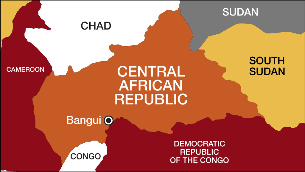 CAR 54 A Complete Guide Central African Republic Visa Applications