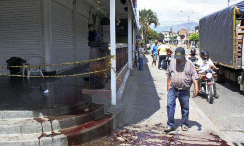 Cali Colombia Cali crimes World Crime Capitals