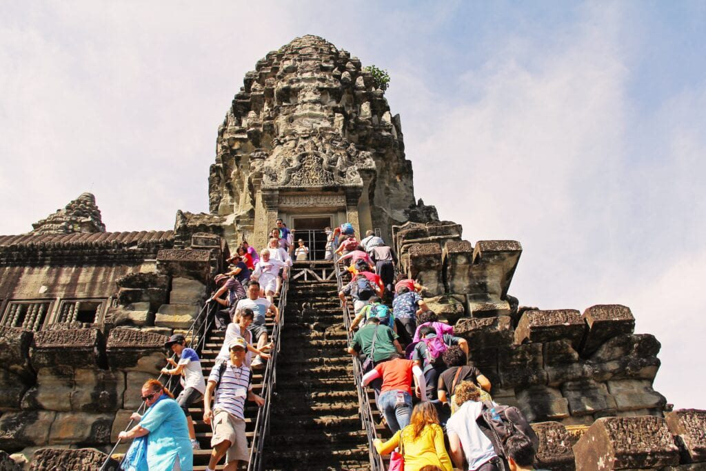Cambodia 1024x683 1 18 Visa On Arrival Countries For Nigerian Citizens