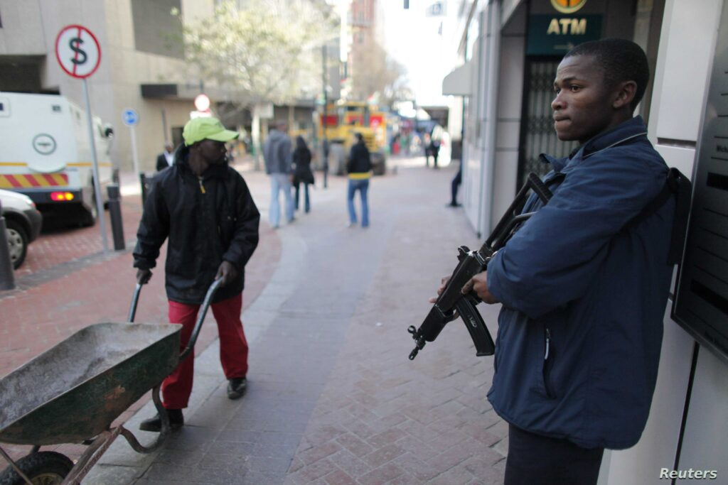 Cape Town South Africa crimes World Crime Capitals