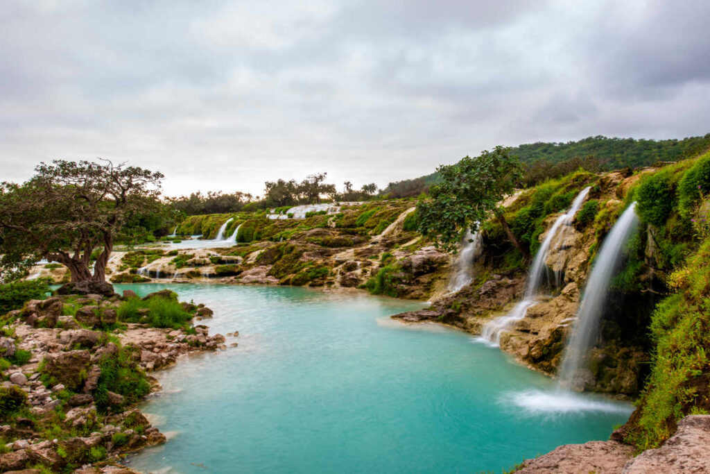 Darbat waterfalls Salalah 25 Of The Best Tourist Attractions In The Middle East