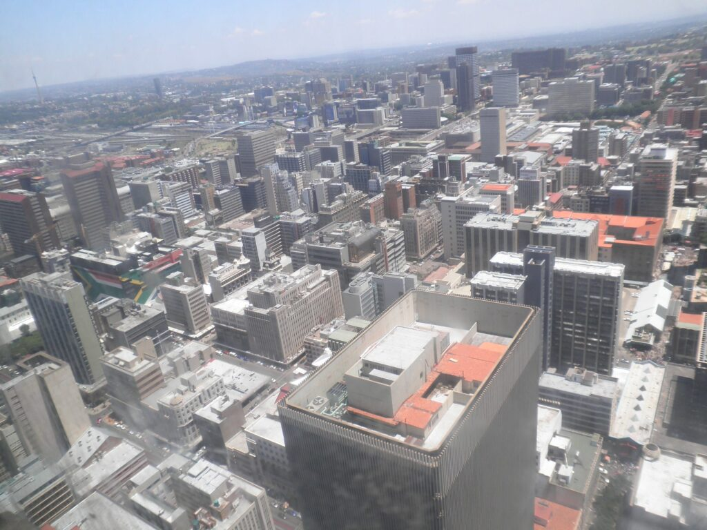 Downtown Johannesburg South Africa Top 10 Must-Visit Places In South Africa.