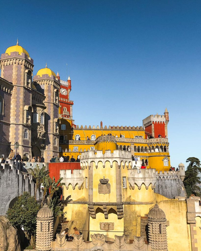 Embark on a day trip to Sintra How To Spend Your Weekend In Lisbon