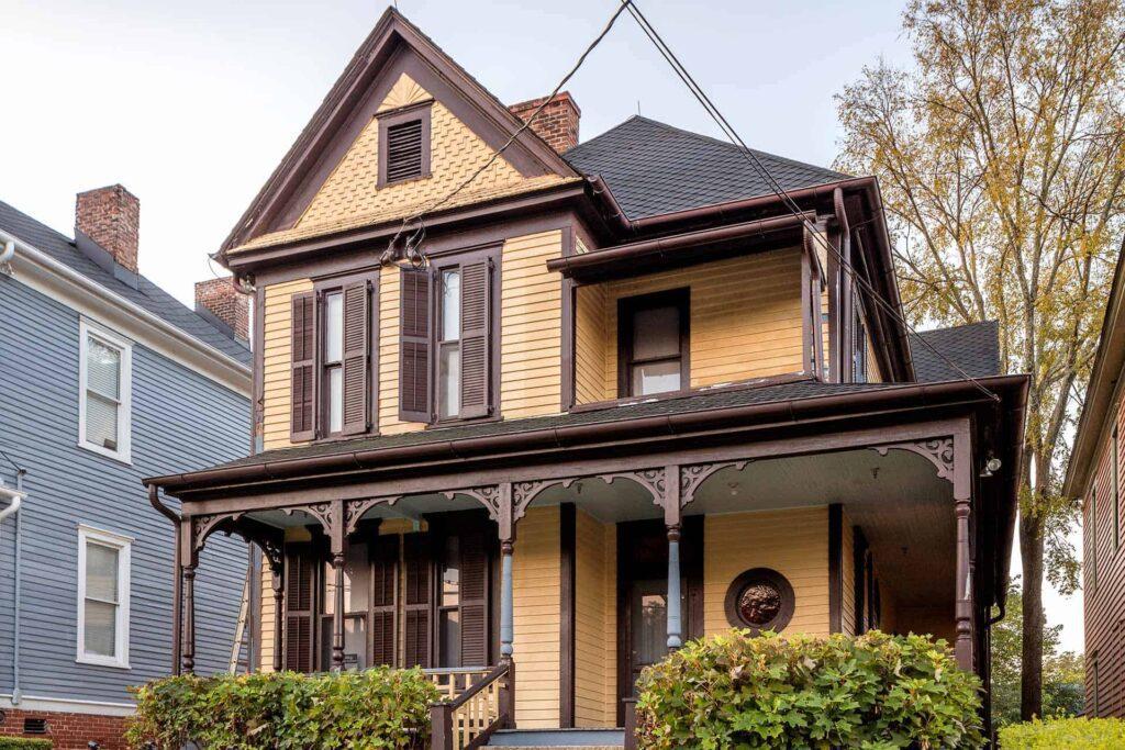 GA Atlanta KingBirthHome 15 Great Black History Sites To Visit In Your Lifetime