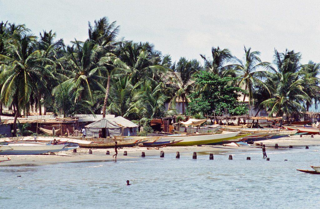 Gambia Banjul beach enh A Complete Guide for Gambia Visa Application
