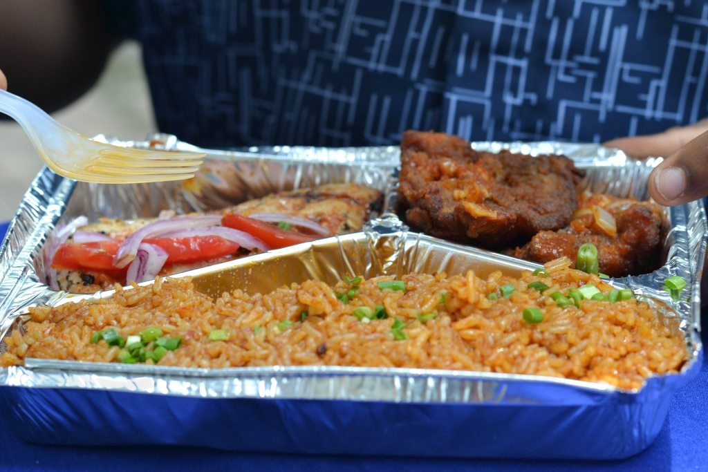 Ghana Jollof Ten Delectable Ghana Dishes You Must Try Out