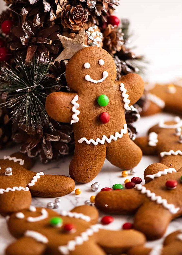Gingerbread Men 7 5 Meals To Eat On A Christmas Night