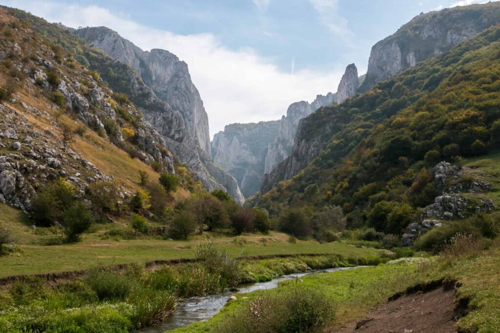 Hiking Turda Gorge Romania 10 Countries With The Most Captivating Natural Attractions On Earth