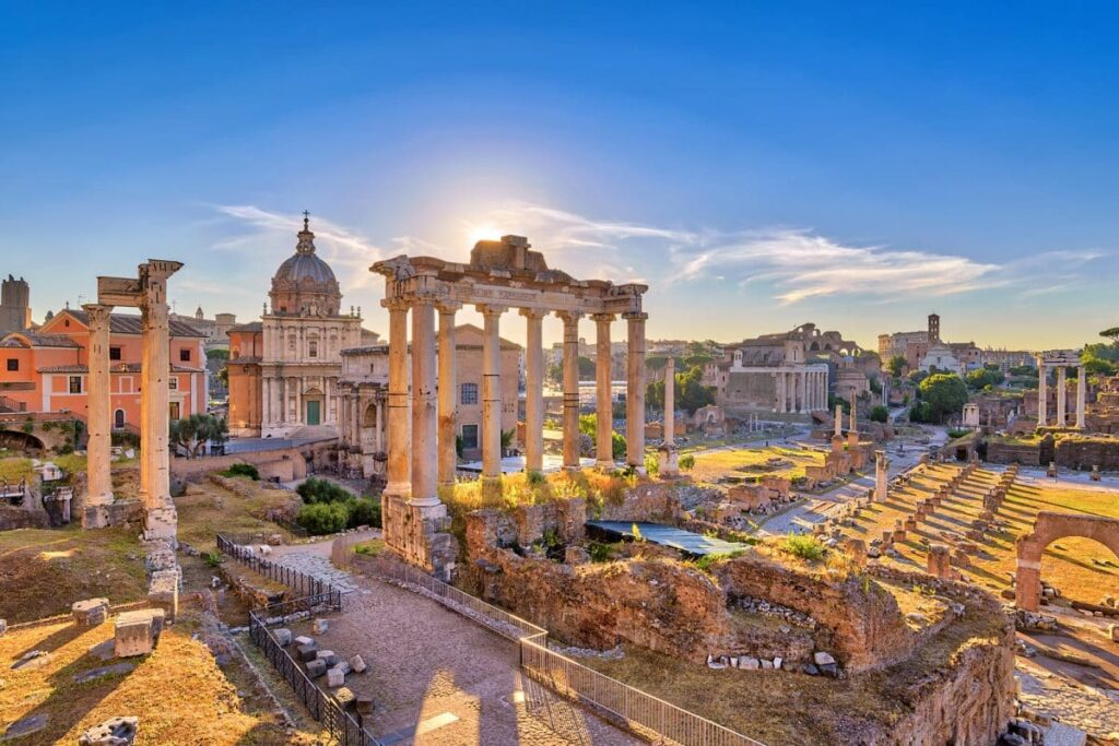 Historic Centre of Rome Bucket List Travels 1 16 Beautiful And Captivating Sites In Europe You Have To Visit