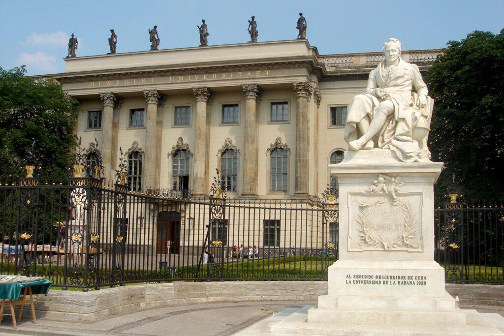 Humboldt University of Berlin Ten Extremely Cheap Universities To Study In Schengen