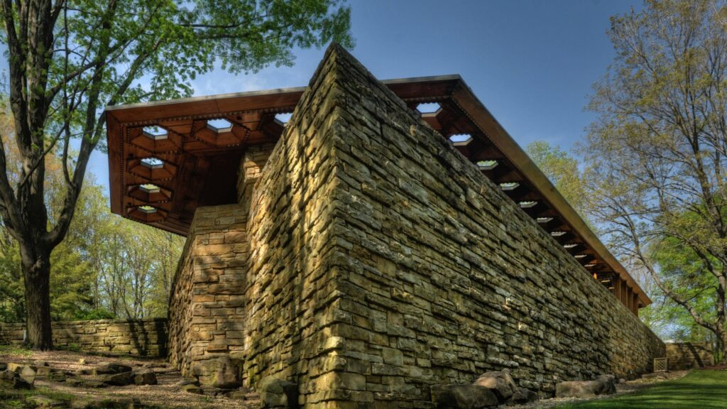 Kentuck Knob 10 Beautiful Houses Designed By Frank Lloyd Wright You Must See