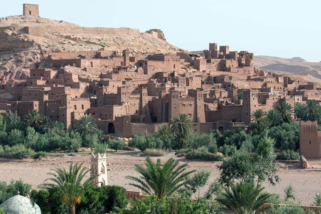 Ksar Ait Benhaddou in Morocco Unesco World Heritage Archeyes sand city 10 10 Countries With The Most Captivating Heritage Sites In Africa