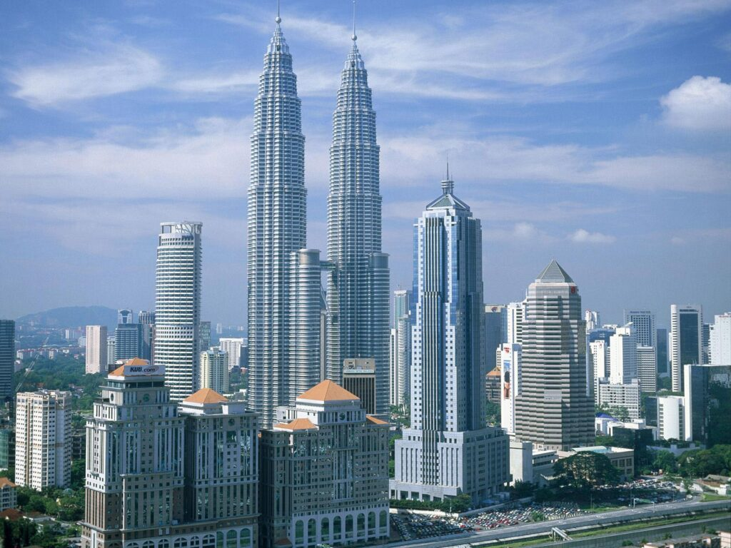 Kuala Lumpur Petronas Twin Towers Malaysia Iconic Buildings, The Top 24 Most Beautiful Structures Around The World