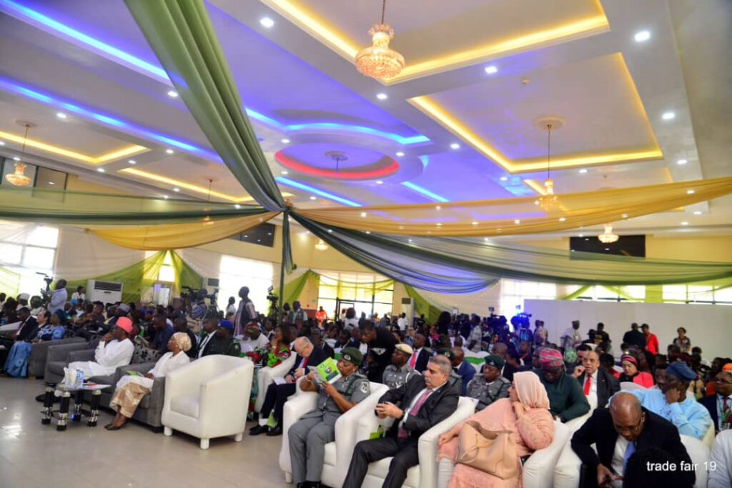 LAGOS TRADE FAIR 1024x683 1 22 Incredible Events Holding This December In Nigeria