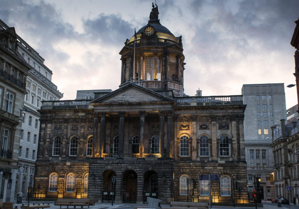 Liverpool Townhall 7684898060 1024x717 1 10 Must-Visit Places In The United Kingdom
