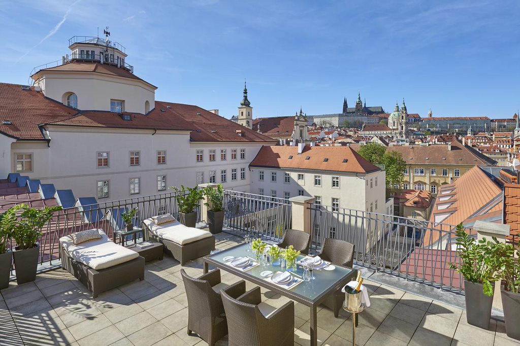 MANDARIN ORIENTAL PRAGUE 10 Antiquated Hotels That Have Not Lost Their Glory