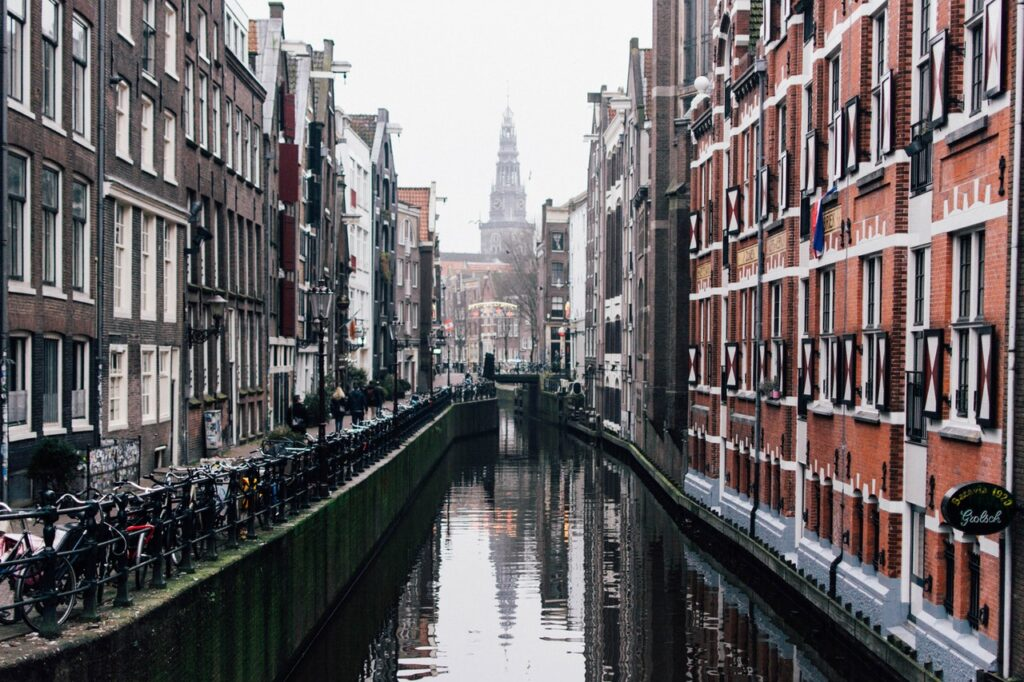 Netherlands canal 1 14 Countries With The Most Religious Diversity In Europe