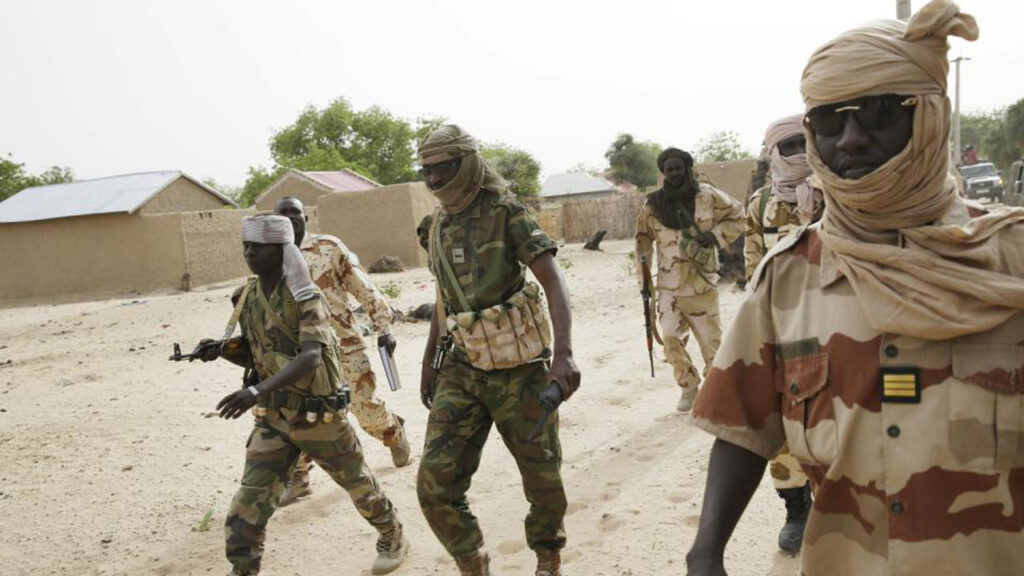 Niger troops 17 Most Unsafe Countries In The World For Travel