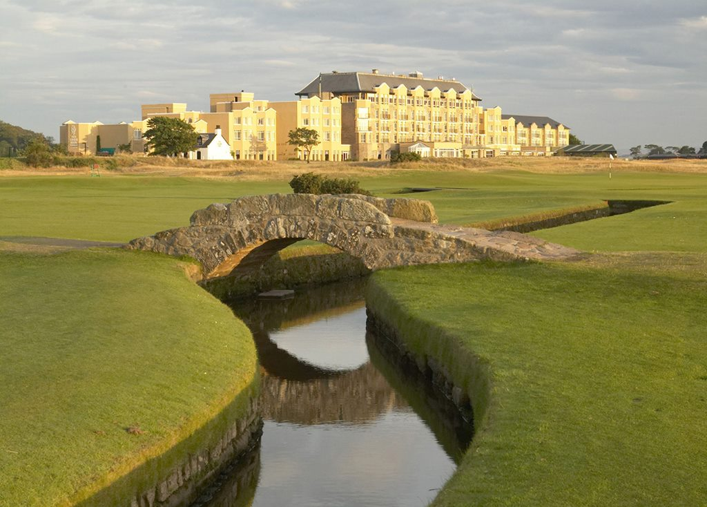 OLD COURSE HOTEL GOLF RESORT SPA ST. ANDREWS SCOTLAND 10 Antiquated Hotels That Have Not Lost Their Glory