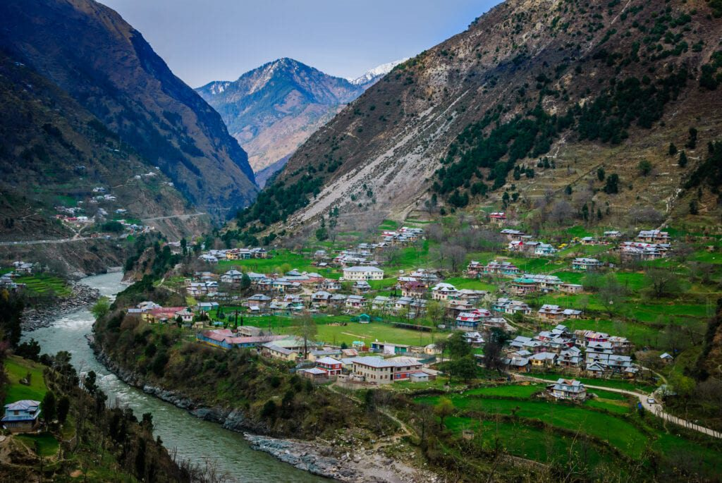 PAKISTAN. Neelum Valley. 1024x6851 1 10 Most Difficult Countries To Get a Visa. No. 8 Will Shock You!