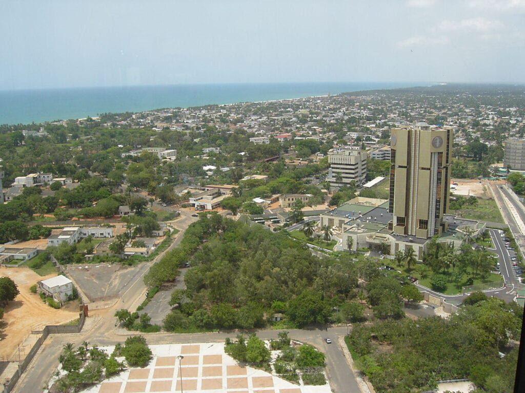 Quartier des administrations Lome Togo 1024x768 1 24 Visa Free Countries For Nigerian Passport