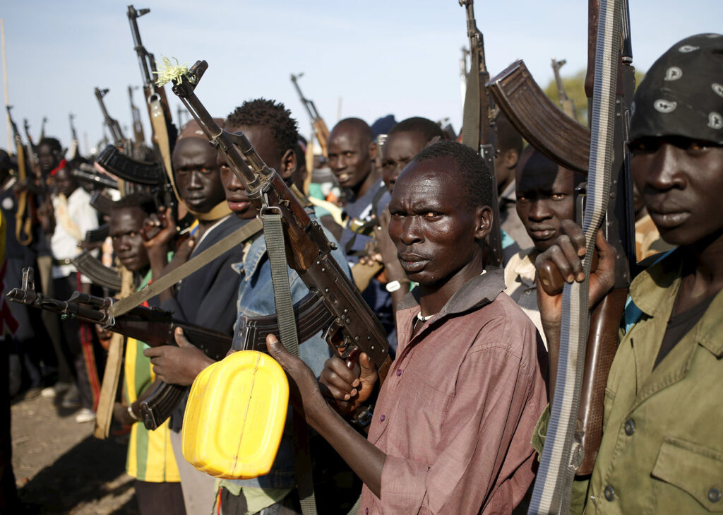 RTS7JET SouthSudan 17 Most Unsafe Countries In The World For Travel
