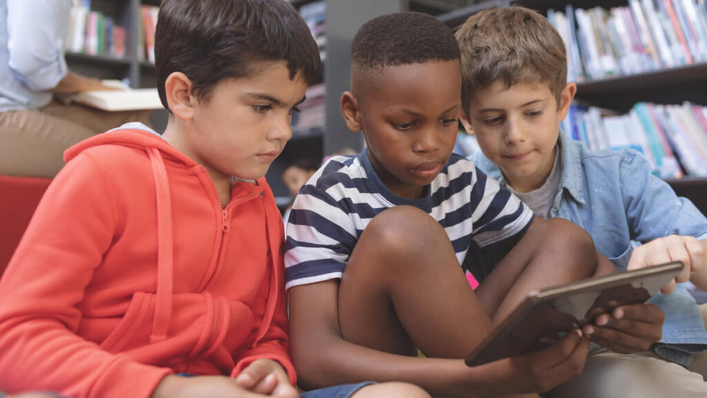 SEO 746 bs Side view of schoolboys using 292192621 1200x675 1 Facts About Africa; 30 Surprisingly Educational And Interesting Things You Should Know