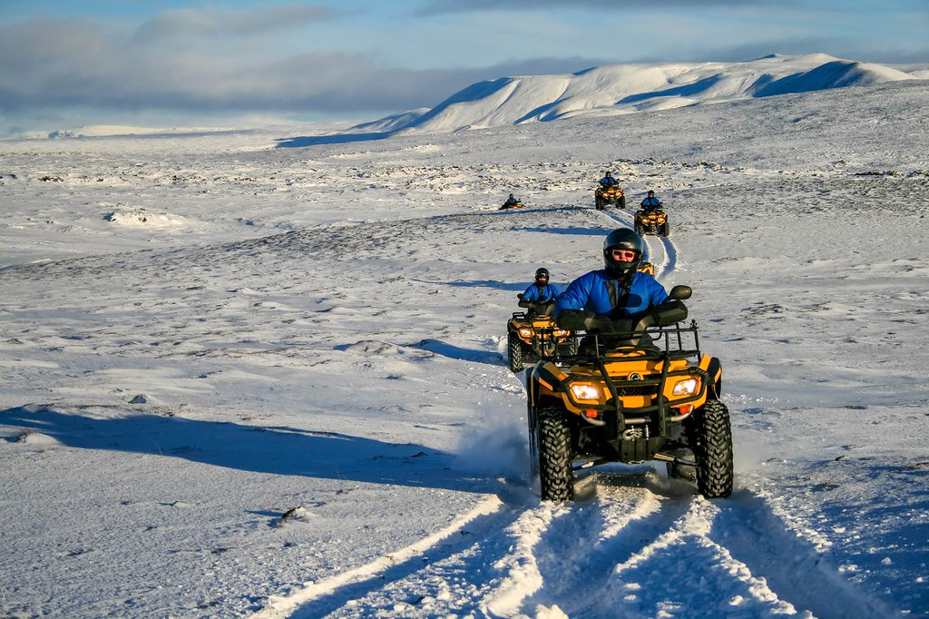 SNOWMOBILING OR SNORKELING ON THE GOLDEN CIRCLE 1 7 Incredibly Fun Things To Do In Iceland